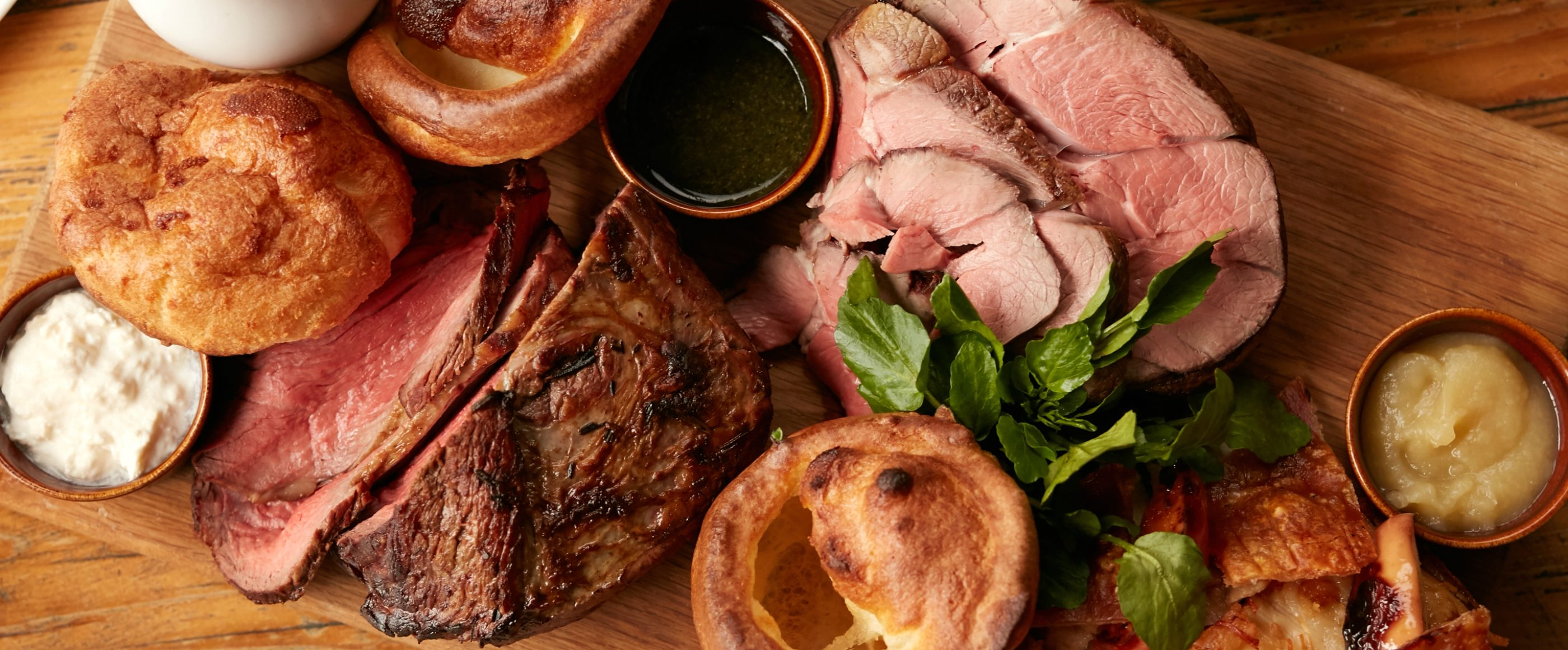 The Market Porter Sunday Roast